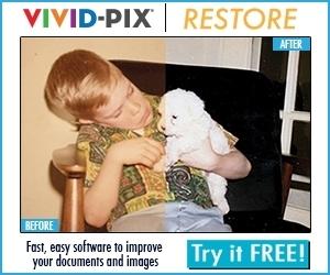 Picture of Vivid-Pix RESTORE, bundled with LifeBio