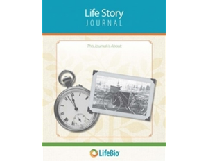 Picture of Life Story Journal - 73 Questions