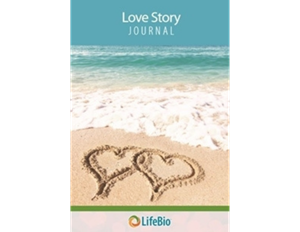 Picture of Love Story Journal