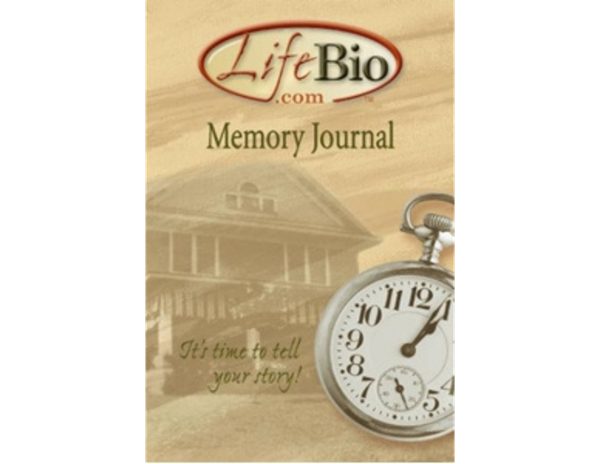 Picture of Memory Journal - 200+ Questions BEST-SELLING BOOK