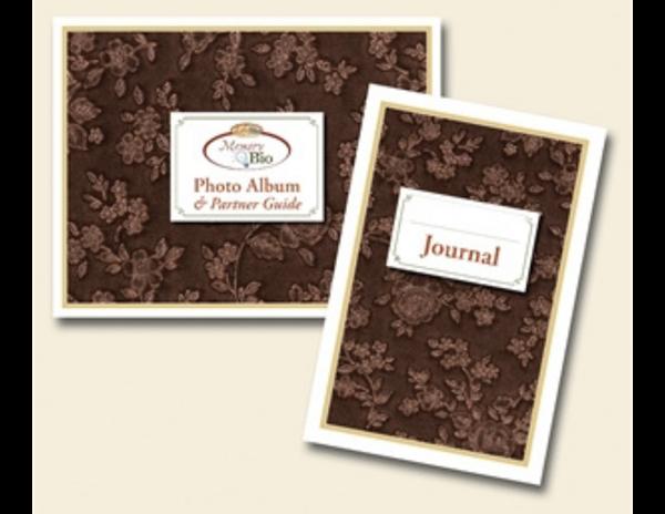 Picture of MemoryBio Photo Album & Journal