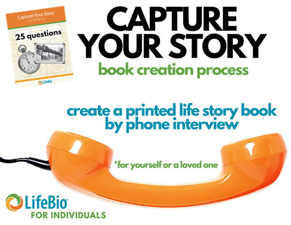 Picture of Capture Your Story Book Creation Process
