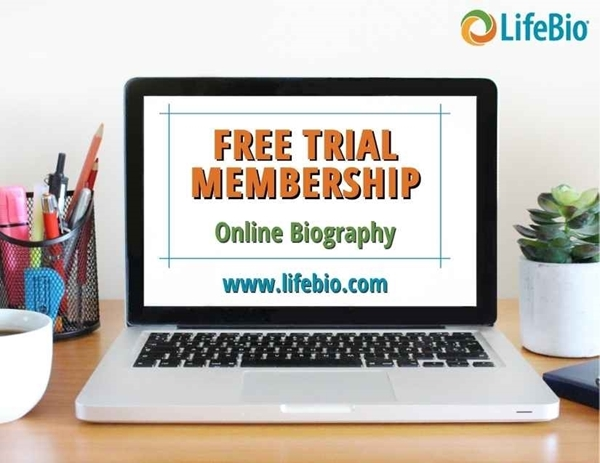 Picture of LifeBio.com - Free Two-Week Trial