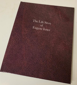 Picture of Life Story Journal Book Creation Process